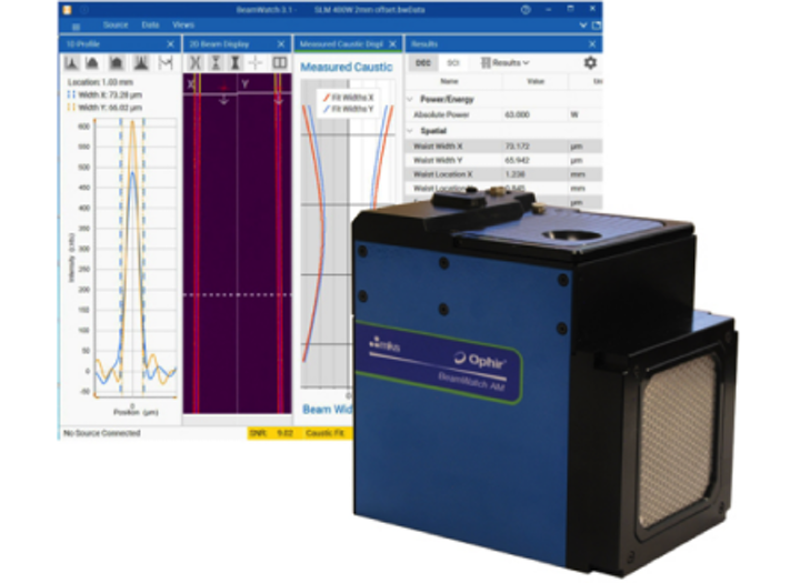 From SPIE Photonics West: MKS unveils noncontact laser beam monitoring system for use in additive manufacturing