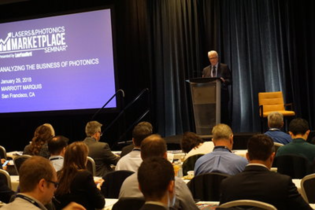 The 30th Annual Lasers & Photonics Marketplace Seminar—More