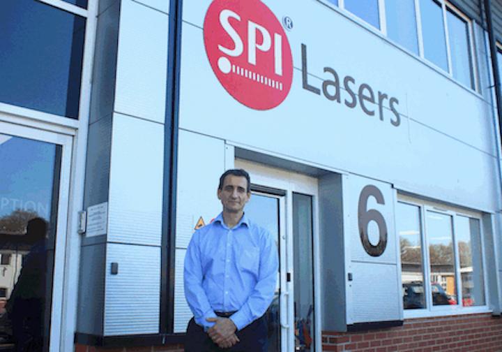 Fiber-laser maker SPI Lasers expands its manufacturing capability