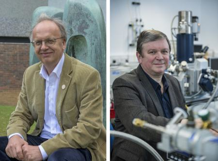Two Optoelectronics Research Centre professors receive part of €12m ERC research funding