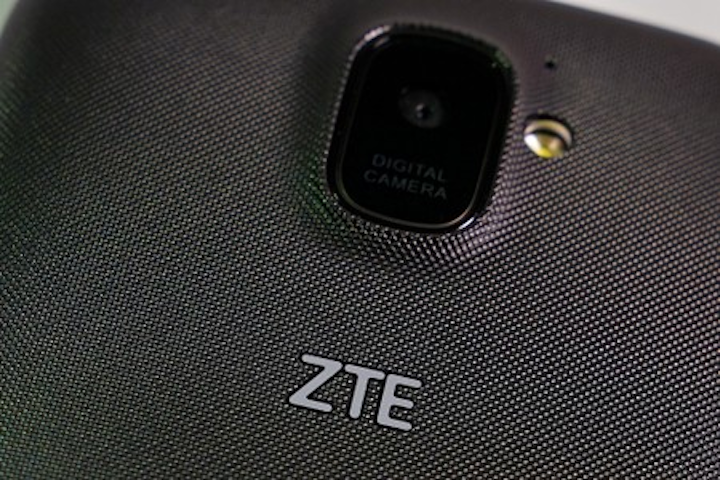 Telecommunications and network equipment provider ZTE of China—the reported fourth-largest supplier of smartphones in the US and dependent on US suppliers for nearly a third of its materials (especially semiconductor chips)--will not be able to purchase components and software from American companies for seven years--a ban that analysts say may trigger more consolidation in the optical communications space. (Image credit: Reuters/Carlo Allegri)