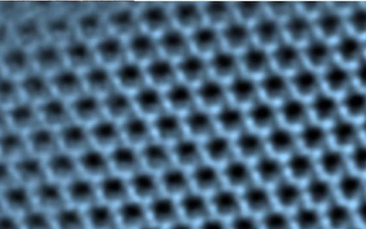 A new 2D material made from iron is a new opportunity for better, cheaper solar fuel generation. (Image credit: Rice University)