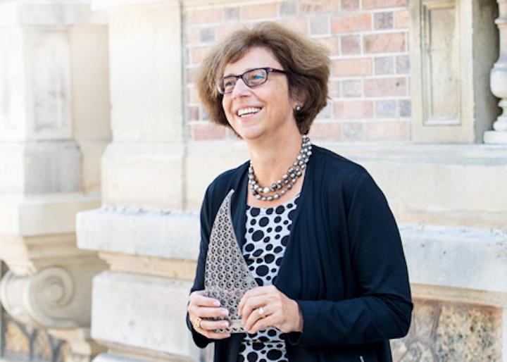 Ultrafast-laser pioneer Ursula Keller gets European Inventor Award 2018 for lifetime achievement