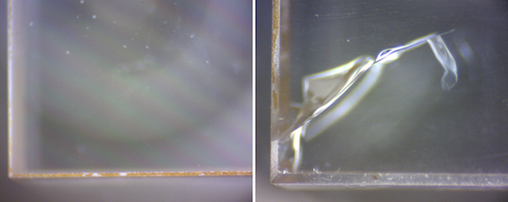 Materials-processing tricks enable UCSD researchers to create new laser gain material