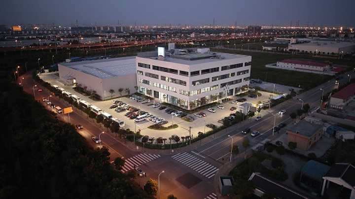Shown is the Nanoscribe subsidiary in the facilities of Carl ZEISS in Shanghai, China. (Image credit: Carl ZEISS)