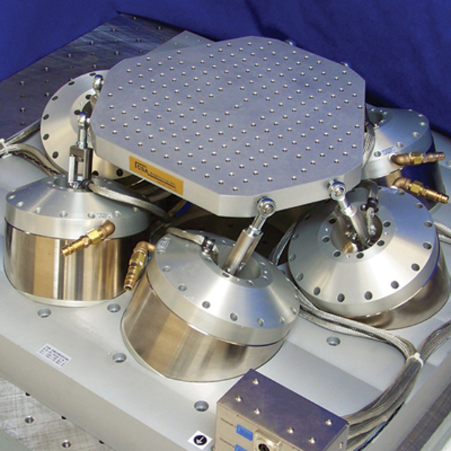 Photonics Products: Vibration Control: Hexapods provide