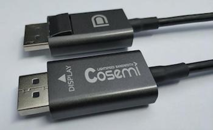 Cosemi announces hardened active optical cables