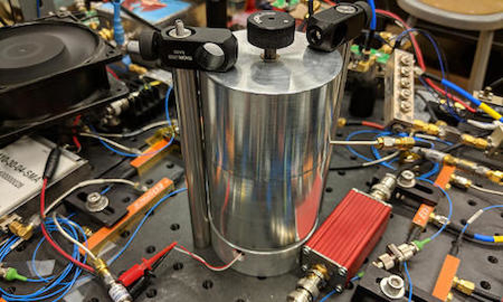 NIST electro-optic laser pulses 100 times faster than usual ultrafast laser