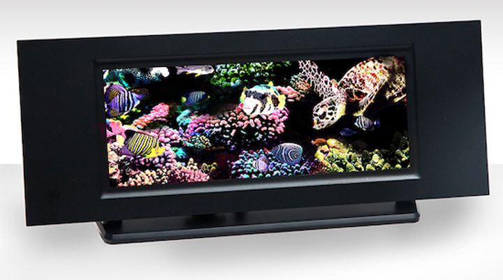 AUO unveils a 12.1 in. full-color micro-LED display with a 169 DPI pixel density