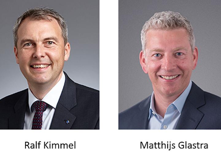 Ralf Kimmel, general manager of Trumpf Laser Technology, and Matthijs Glastra, CEO of Novanta, will give keynote presentations at the 2019 Lasers & Photonics Marketplace Seminar. (Image credit: Laser Focus World)