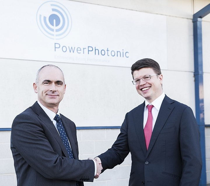 PowerPhotonic is partnering with Precitec on beam-shaping optics for laser cutting systems. (Image credit: PowerPhotonic)