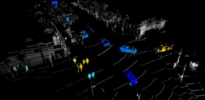 Blackmore launches 450 m Doppler lidar for autonomous vehicle fleets