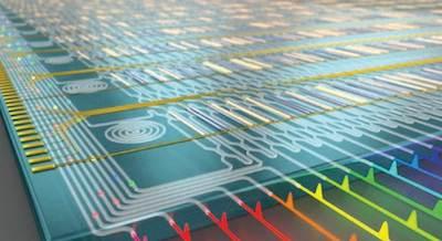 New Dutch silicon nitride photonics company, QuiX, aims at quantum computing