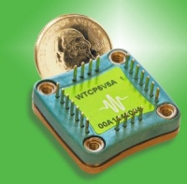 WTCP5V5A thermoelectric controller from Wavelength Electronics