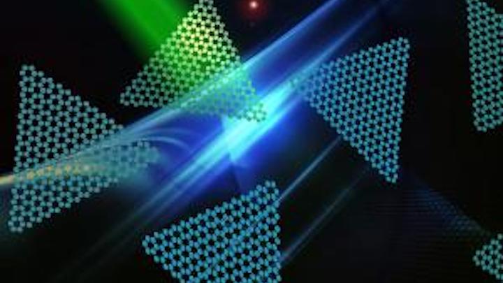 Room-temperature boron nitride monolayer light source emits single photons on demand