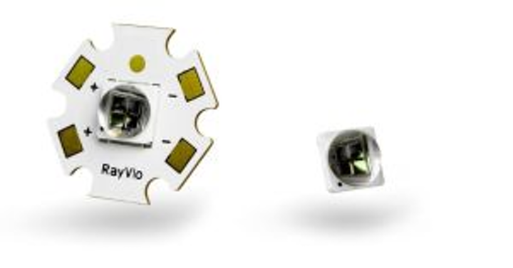 Content Dam Lfw En Articles 2016 07 Rayvio Uv Leds Provide Up To 40 Mw At 100 Ma Leftcolumn Article Thumbnailimage File