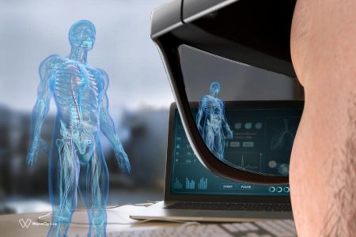 Content Dam Lfw En Articles 2018 04 Waveoptics And Ev Group Collaborate On Mass Production Of Ar Wearables Leftcolumn Article Thumbnailimage File