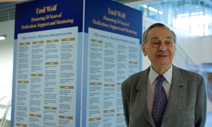 Content Dam Lfw En Articles 2018 06 Optical Physics Pioneer Emil Wolf Passes Leftcolumn Article Thumbnailimage File