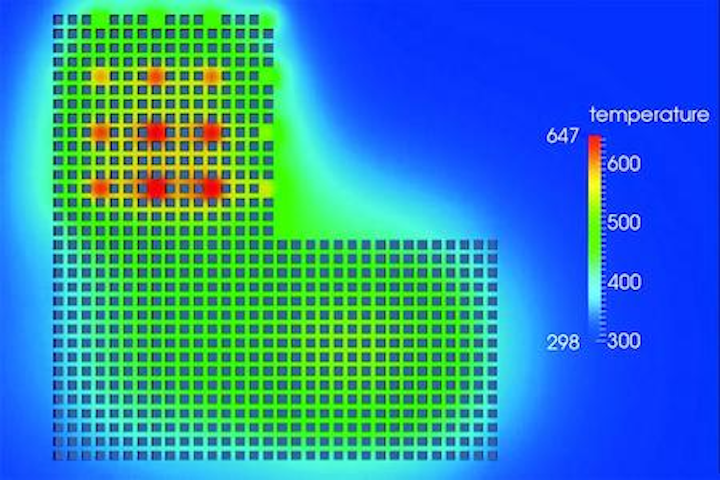 Ultrafast-laser technology drills 12,000 holes per second with 1 µm diameter