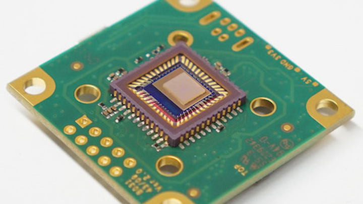 Single-shot on-chip spectrometer is candidate for smartphones, health-care devices, and manufacturing monitors