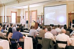 The 2019 IR WORKshop will be held in Princeton, NJ. Shown is the 2017 event held in Phoenix, AZ. (Image credit: Laser Components)