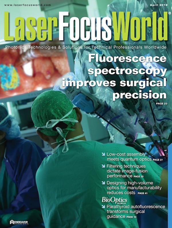 Laser Focus World Volume 55, Issue 04