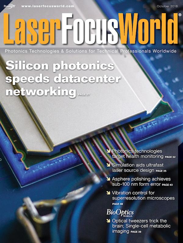 Laser Focus World Volume 54, Issue 10