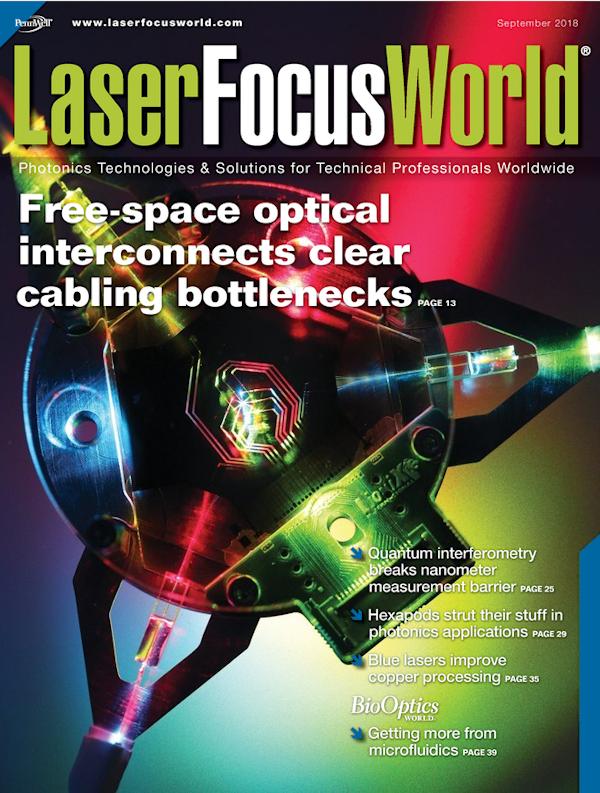 Laser Focus World Volume 54, Issue 09