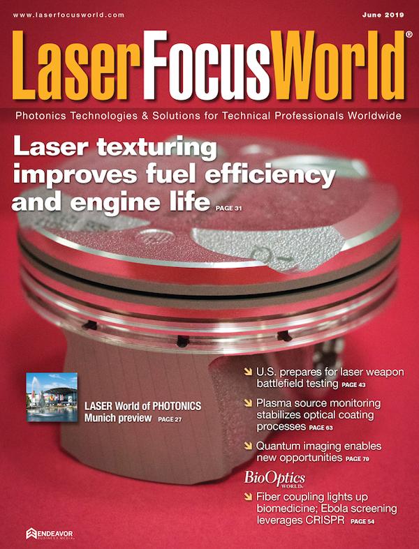 Laser Focus World Volume 55, Issue 06