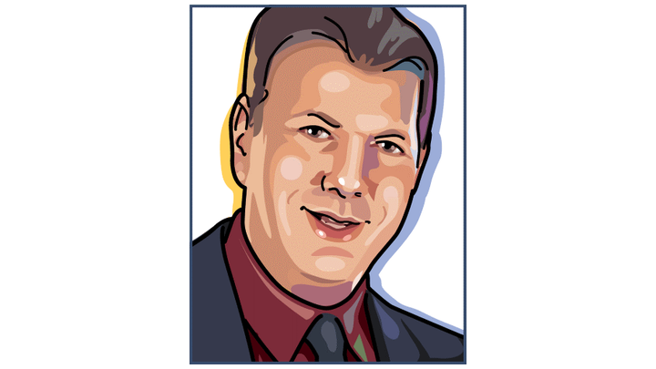 Allen Nogee (shown here in caricature) is president and principal laser analyst at Laser Markets Research in Scottsdale, AZ.