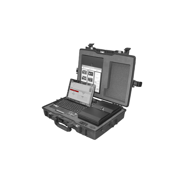 The Thorlabs acquisition of Coda Devices will include Coda's portable Raman spectroscopy products, such as this analyzer that can detect heroin and fentanyl inside clear baggies, protecting the lives of first responders who can avoid direct contact with unknown substances.