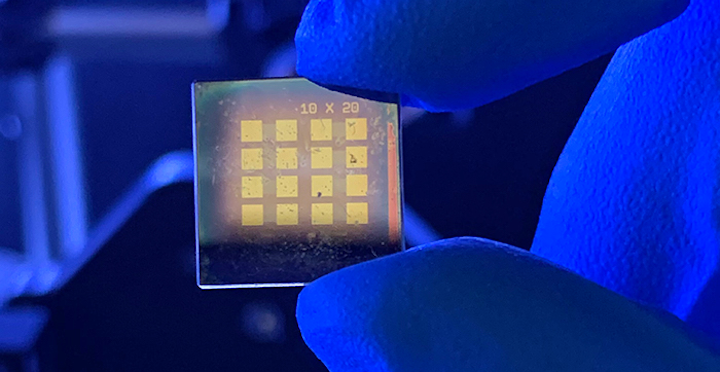NASA & MIT Collaborate to Develop Space-Based Quantum-Dot