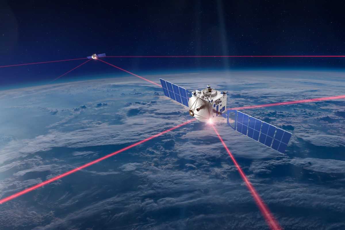 SpaceX's latest Starlink satellites have lasers