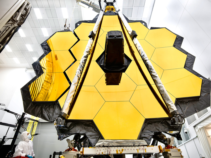 FIGURE 1. OSLO, by Lambda Research Corporation, was used in the design and analysis of the James Webb Space Telescope (JWST).
